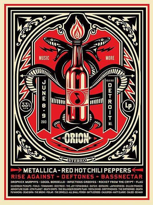 Orion Festival 2013