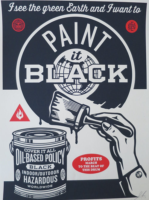Paint it black 2014