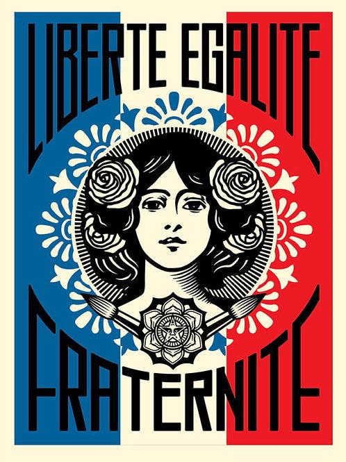 Liberté Egalité Fraternité 2016