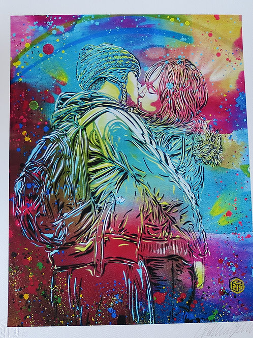 C215 Love is all 2021