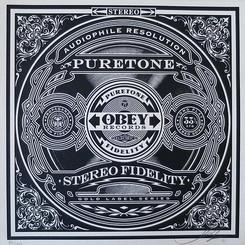 Puretone 2011, 31 x 31 cm