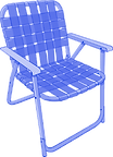 Blue Lawn Chair.png
