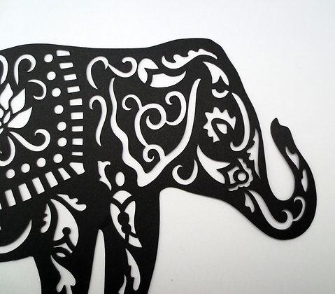 Dusty The Elephant
