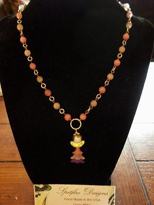 Blossom Fairy Necklace