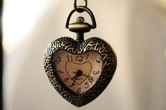 Alice's Wonderland Pocketwatch Pendant
