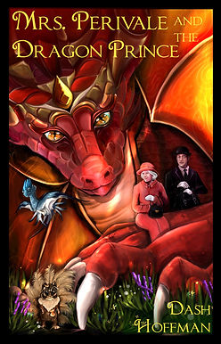 Mrs Perivale and the Dragon Prince ebook