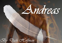novel, book, Andreas, Dash Hoffman, angel, man, god, warrior, battle, fight, fantasy fiction, Brown Paper Packages Book Club