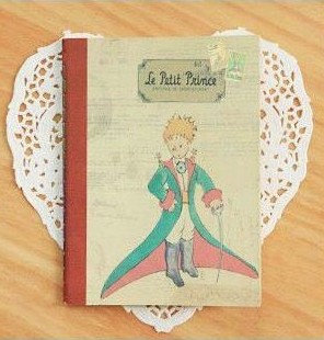 Vintage Notebook Series ~ The Little Prince