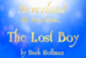 The Lost Boy, Novel, Neverland, Dash Hoffman, Book, Peter Pan, JM Barrie, Fairytale, New Release, Brown Paper Packages Book Club