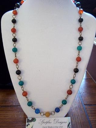 Healing Jade Necklace