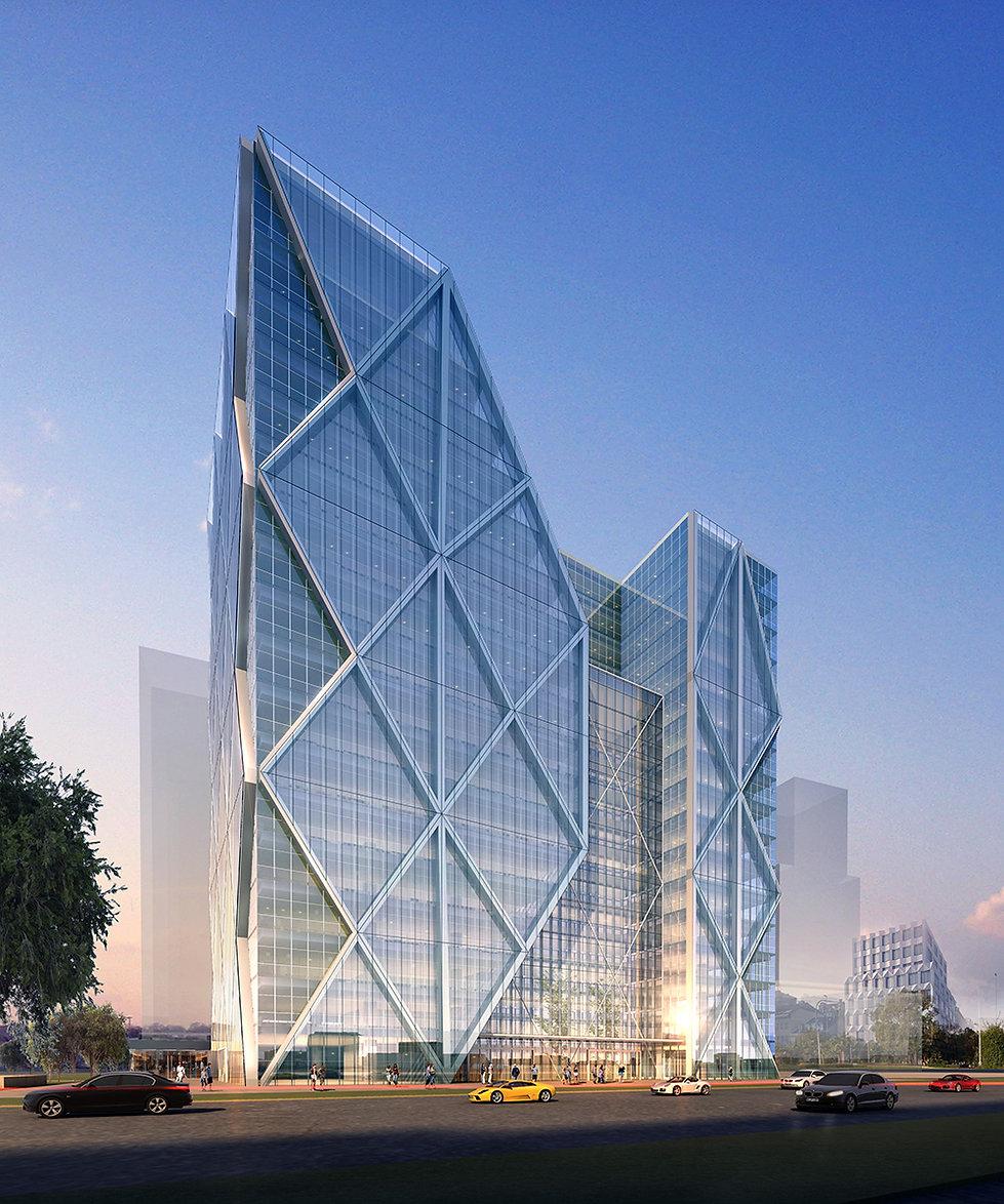 SHANGHAI KAISA FINANCIAL CENTER