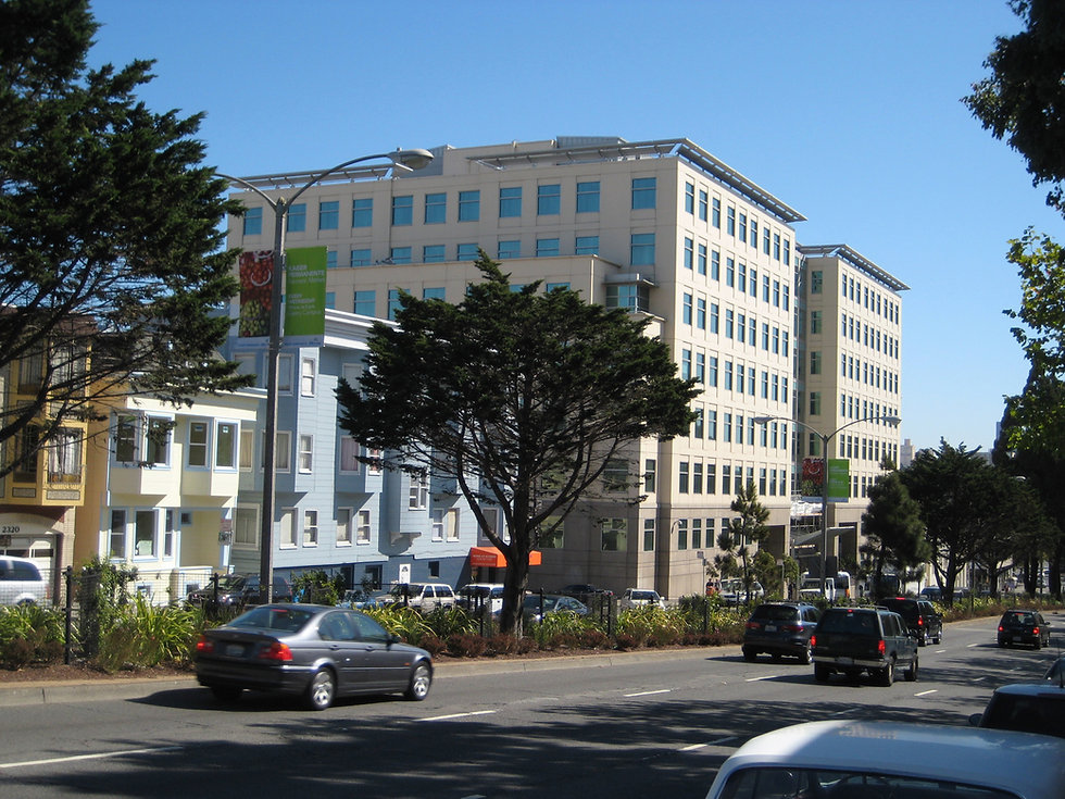 GEARY MEDICAL OFFICE BUILDING