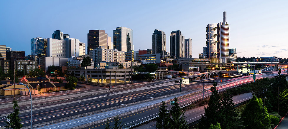 MASS TIMBER USE-NEUTRAL TOWERS in Bellevue, Washington