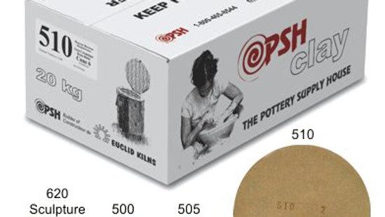 Sac d'argile PSH #510 (tan) - 10 kg - Cône 6