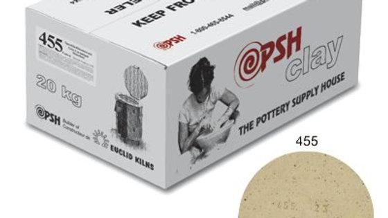Sac d'argile PSH #455 (beige moucheté) - 10 kg - Cône 6