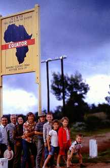Family at the Equator