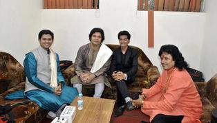 Vasantrao Deshpande Samaroha - Group Pho