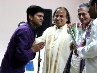 Vasantrao Deshpande Award function.jpg
