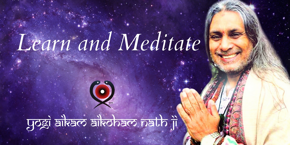 Learn and Meditate