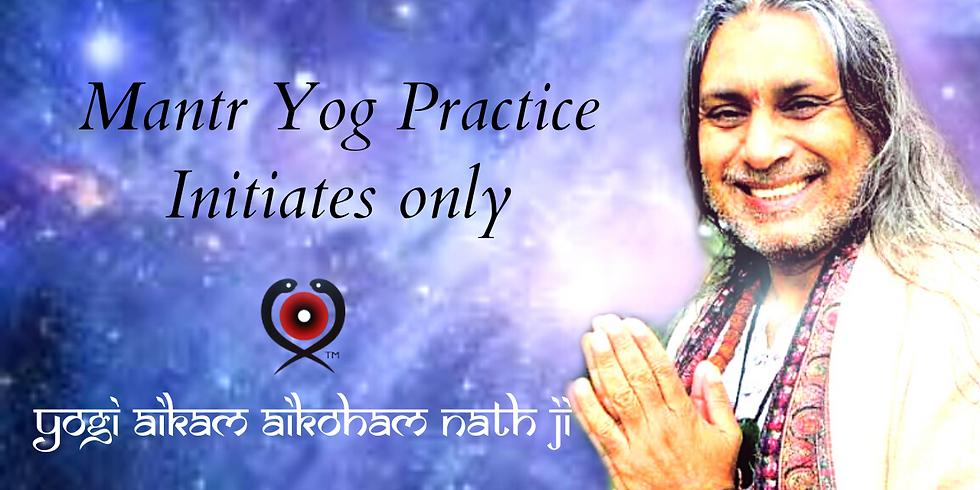 Mantr Yog (Initiates Only) - Online