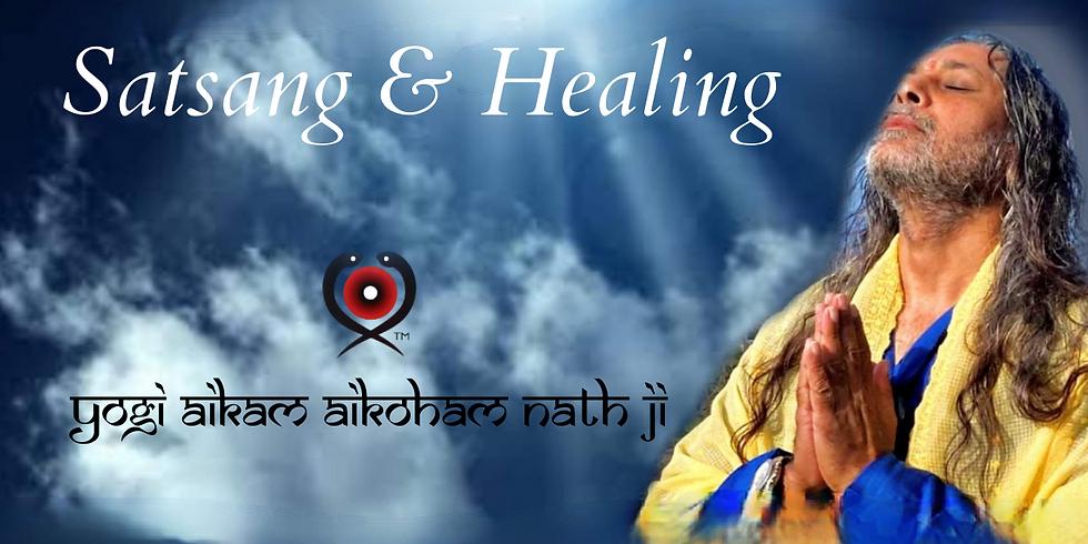 Satsang and Healing - Perth