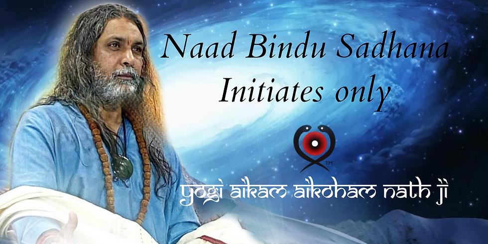 Naad Bindu Sadhana         (Initiates Only)- Information