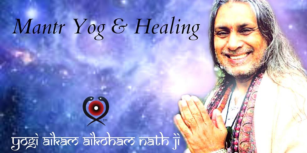 Mantr Yog and Healing