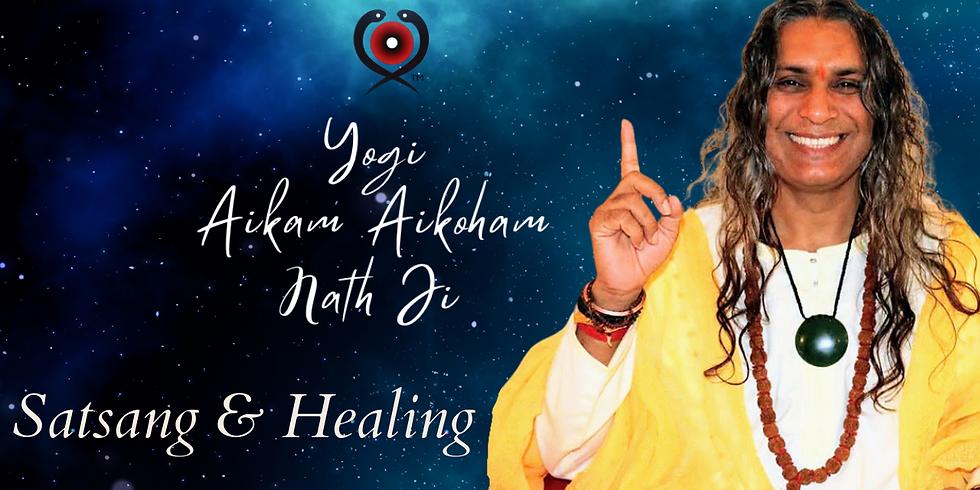 Satsang and Healing - Tauranga