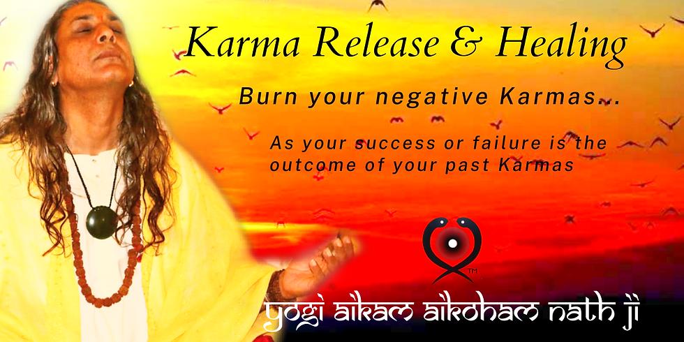 Karma Release and Healing - Perth
