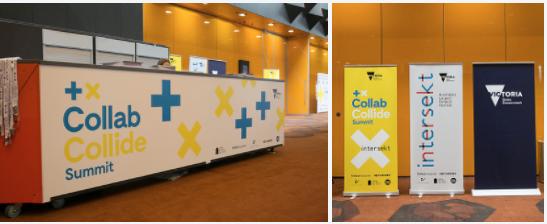 CollabCollide Summit @ Intersekt