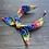 Thumbnail: Rainbow Mouse Top Knot