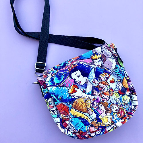 CUSTOM Crossbody Bag (PLEASE SPEAK WITH ME PRIOR TO PURCHASING)