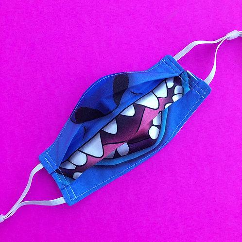 Stitch Pleated Mask- Child