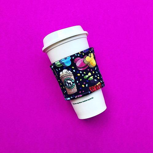 Snacks 2.0 Coffee Cozy