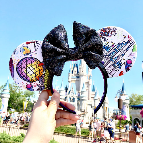 Park Hoppin' Mouse Ears