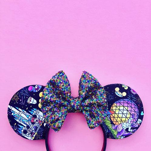 Park Hoppin' Mouse Ears 2.0