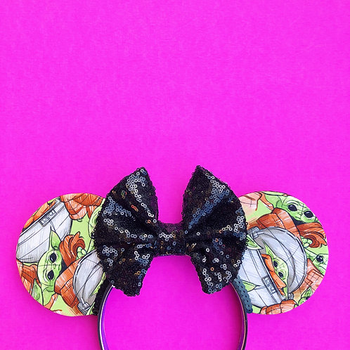 The Baby Mouse Ears