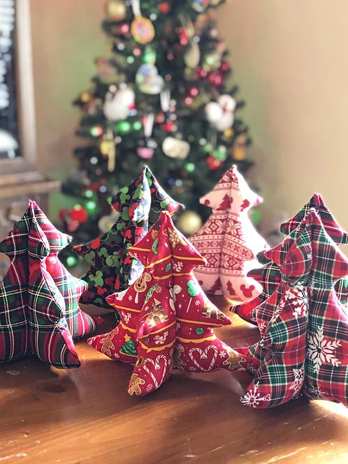 Custom Holiday Plush Trees
