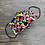 Thumbnail: Magical Balloons Face Mask (black base)