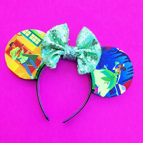 Frog Princess Mouse Ears