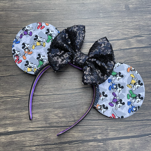 Running To Pride Mouse Ears
