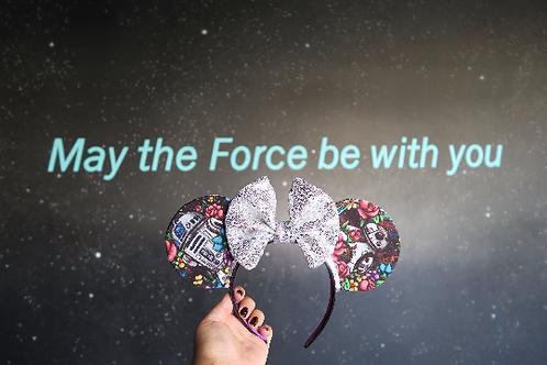 Vivid Galaxy Mouse Ears