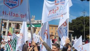 Pensionati dimenticati dalla legge di bilancio 2019. Confermata la manifestazione a Roma del 16/11.