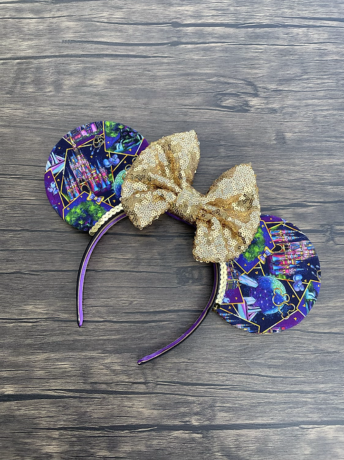 Golden Anniversary Mouse Ears