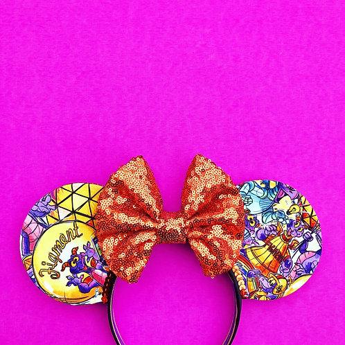 Imagination Dragon Mouse Ears