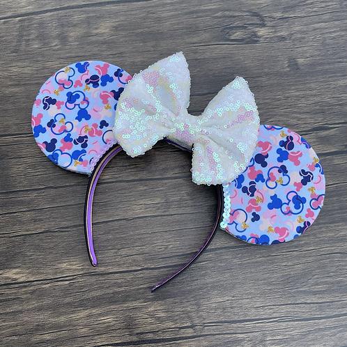 Castle Confetti Mouse Ears