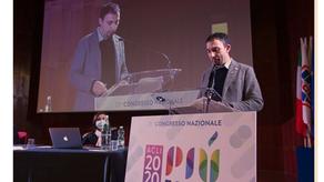 Emiliano MANFREDONIA è il nuovo presidente delle ACLIItalo SANDRINI eletto nel Consiglio Nazionale