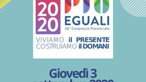Il XXVI Congresso Provinciale delle Acli di Verona si svolgerà il 3 settembre.