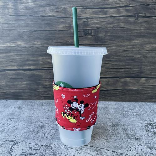 SMACK! 💋 Coffee Cozy