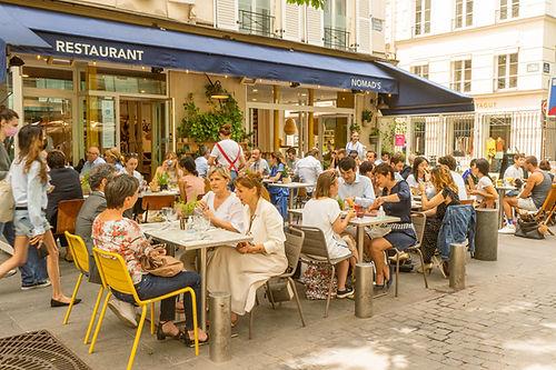 Nomad's Paris | Terrasse